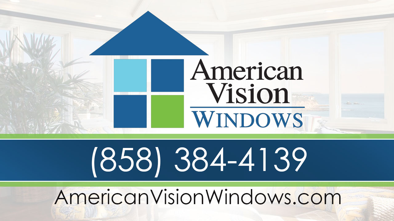 Replacement Windows In San Diego California