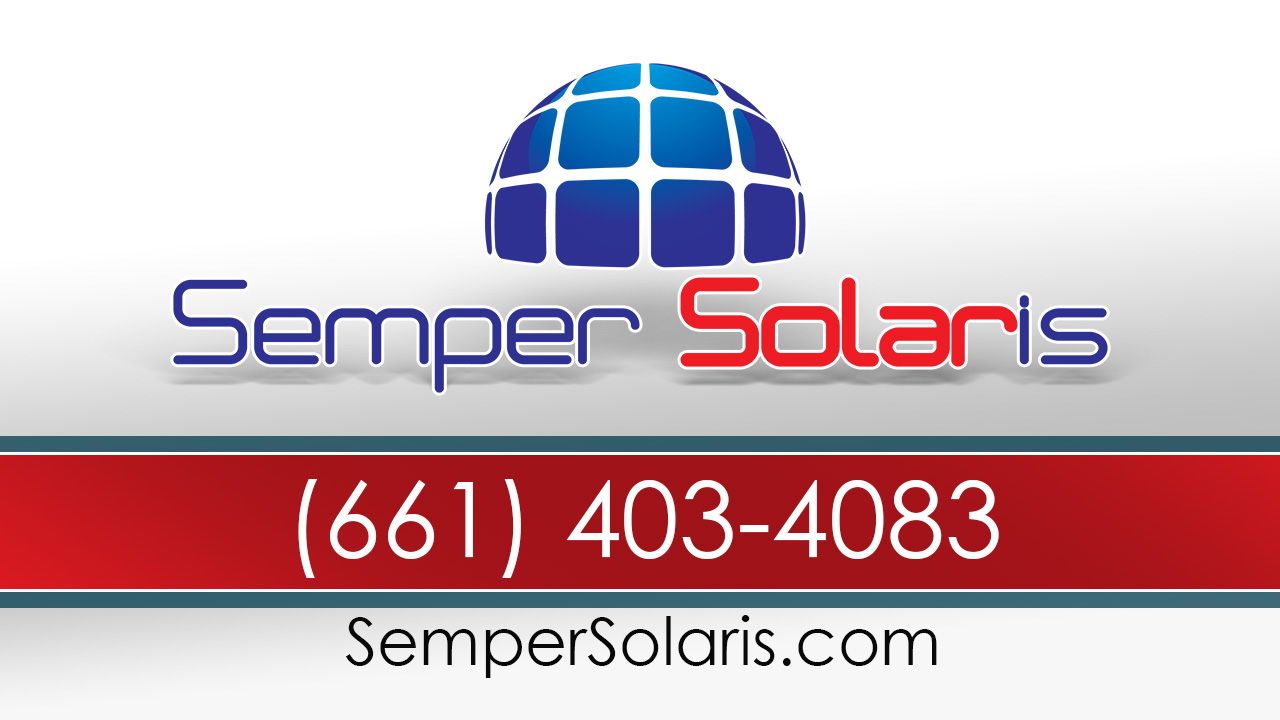 Kern County Solar Energy Contractor